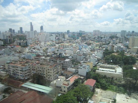 Hotel Nikko Saigon: View from Room