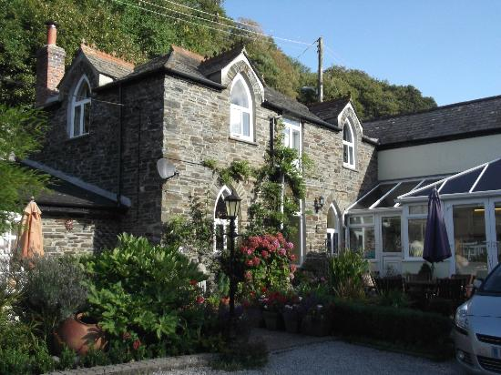 ‪‪Boscastle‬, UK: Valency B&B