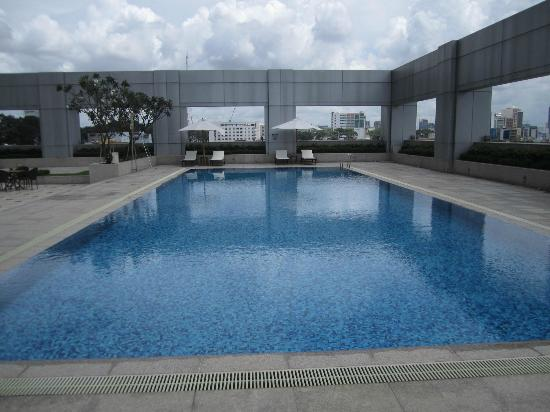 Hotel Nikko Saigon: Swimming Pool