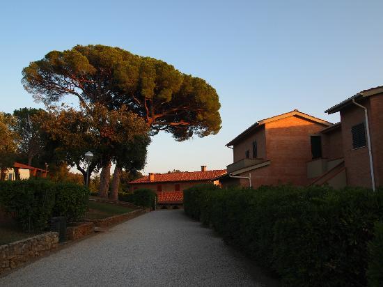 Residence La Casetta: Restaurant