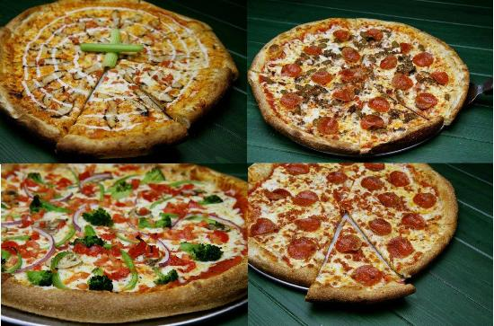 pizza picture of beef 39 o 39 brady 39 s brownsville tripadvisor. Black Bedroom Furniture Sets. Home Design Ideas