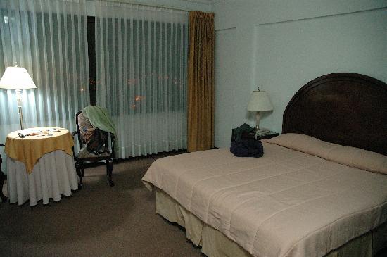 Hotel Coloso: une chambre