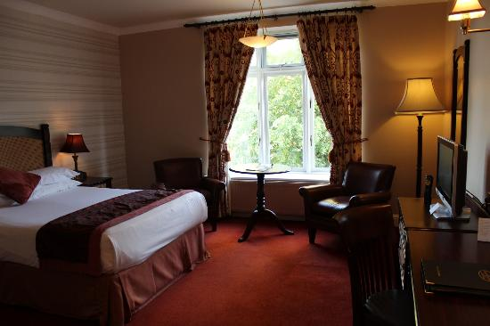 Kilkenny River Court Hotel: Our room
