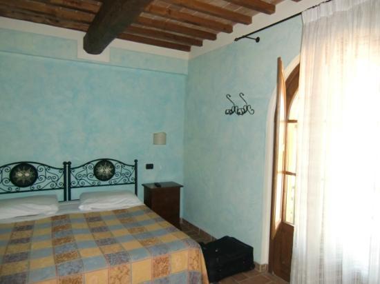 Antico Borgo il Cardino: Habitación