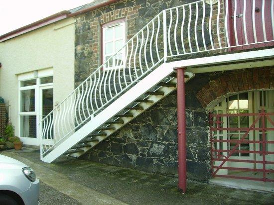 Ballydougan Pottery Courtyard Cottages: Exterior