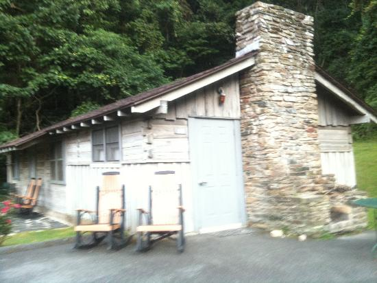Rocky Knob Cabins: My Cabin