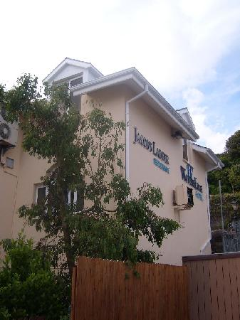 Jacobs Ladder Restaurant: Hotel