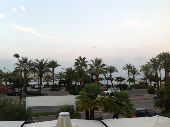 Hotel Josse : from room at dawn
