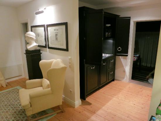Heidelberg Suites: Room