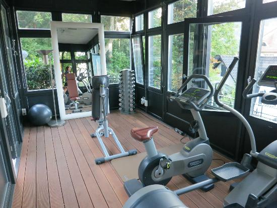 Heidelberg Suites: Workout pavilion