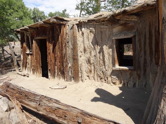Salmon Ruins: Bunkhouse