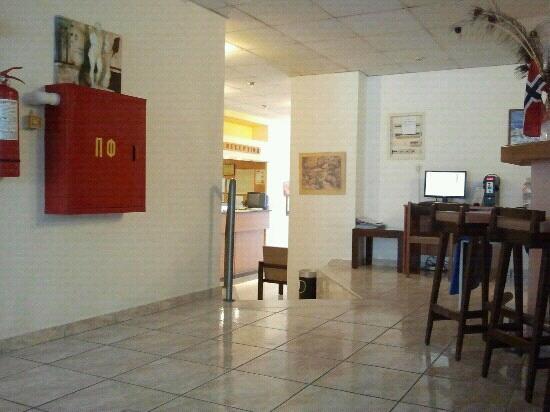 Moschos Hotel: Coffee bar