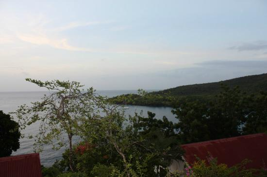 Ti Kaye Resort & Spa: View from the grounds