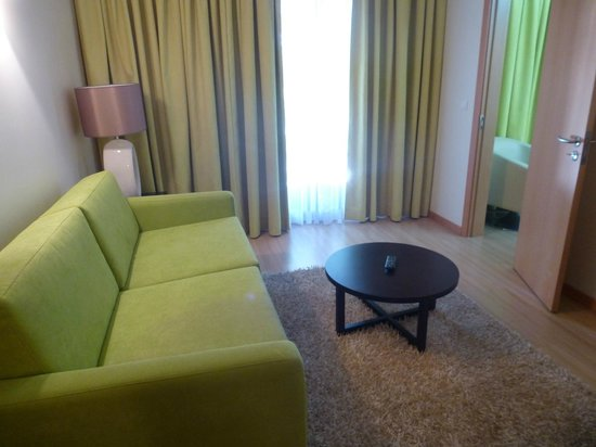 Hotel Mestre Afonso Domingues: salon