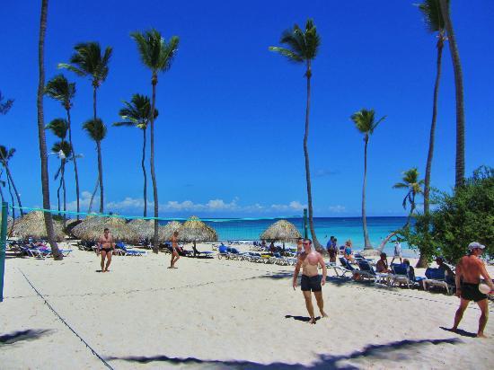 VIK Hotel Arena Blanca: The STUNNING beach !