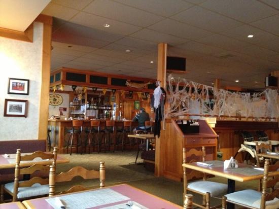 General Wolfe Hotel: Bar