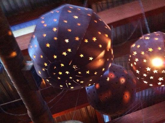 unusual lighting fixtures. Exellent Lighting Unusual Lighting Fixtures At Red Mountain Grill For Unusual Lighting Fixtures T