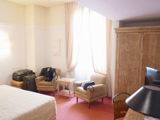Grand Hotel Minerva: nice hotel