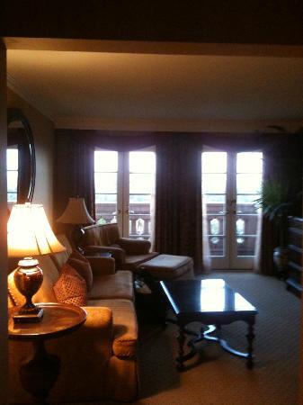 The Langham Huntington, Pasadena, Los Angeles: Two room two full bath suite