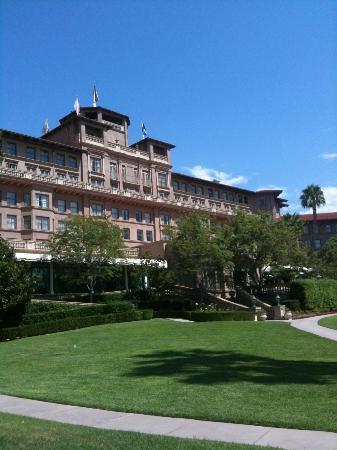 The Langham Huntington, Pasadena, Los Angeles: Gorgeous grounds