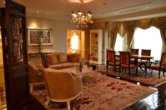 Raffles Beijing Hotel: Our Suite