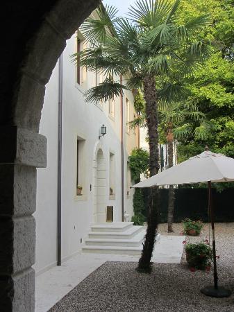 Villa Ferrario Relais : Entrance Area