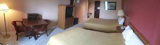 Americourt Hotel: Standard Double