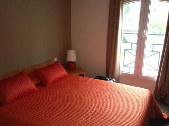 Le Pre Saint Germain Hotel : la chambre