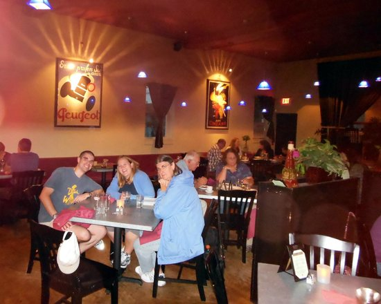 Mediterranean Grill: Great place to eat in Freeport, ME