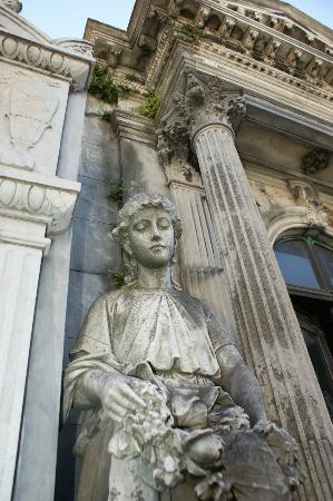 Recoleta: Cemeterio de Recolleta
