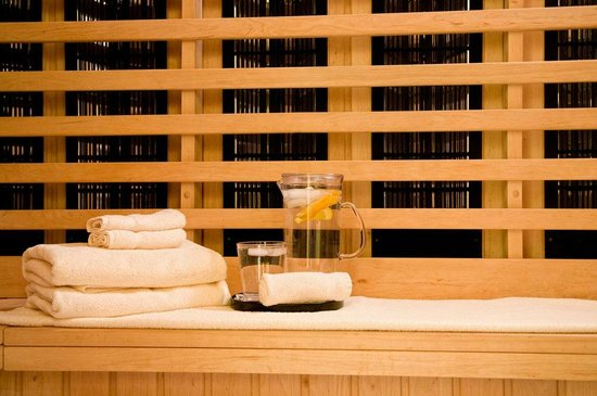 Hotel Pension Anna: Infrared Heat Sauna
