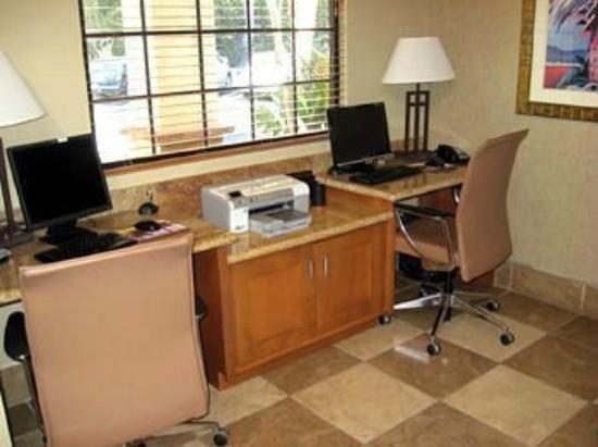BEST WESTERN Plus Otay Valley Hotel: Business Center