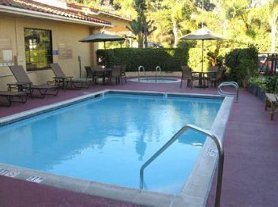 BEST WESTERN Plus Otay Valley Hotel: Pool