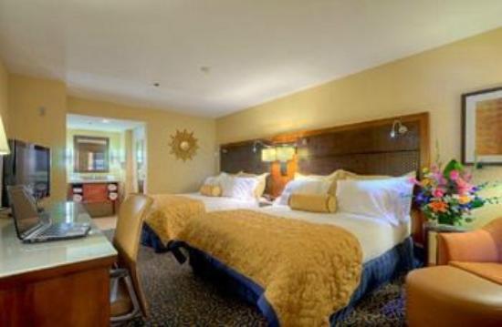Chula Vista, Californië: Double Bed Room