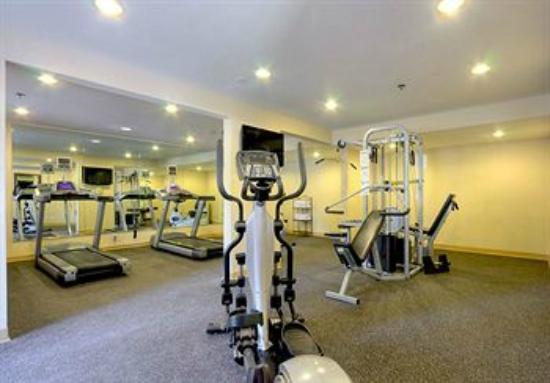 BEST WESTERN Plus Otay Valley Hotel : Gym