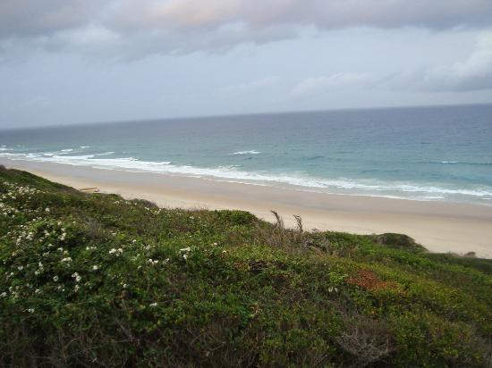 Massinga Beach Lodge: Massinga Beach
