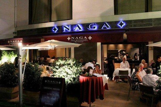Naga puerto banus restaurant reviews phone number photos tripadvisor - Zoom pizza puerto banus ...