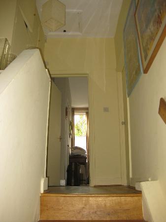 At Home Inn Chelsea: Cuarta planta de la casa donde están las dos habitaciones de los huespedes