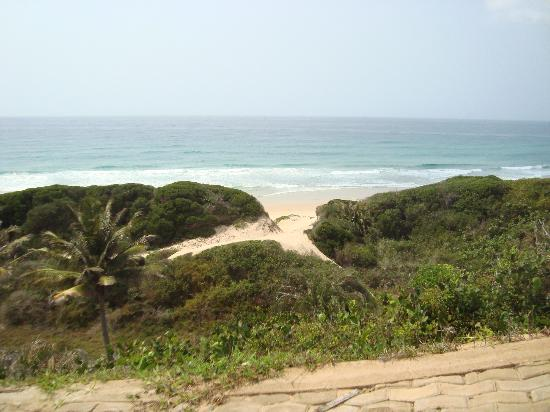 Massinga Beach Lodge: The Dunes