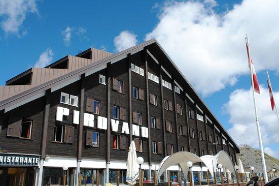 Hotel Quarto Pirovano: L'esterno dell'albergo