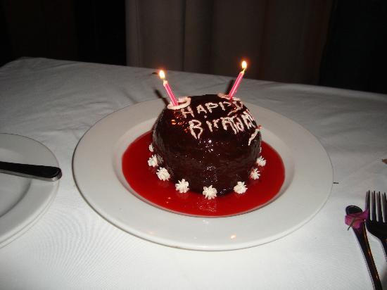 Massinga Beach Lodge: Happy Birthday
