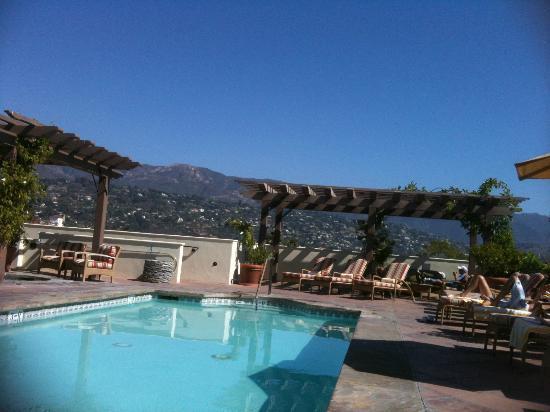 Kimpton Canary Hotel: Beautiful Roof Deck Pool