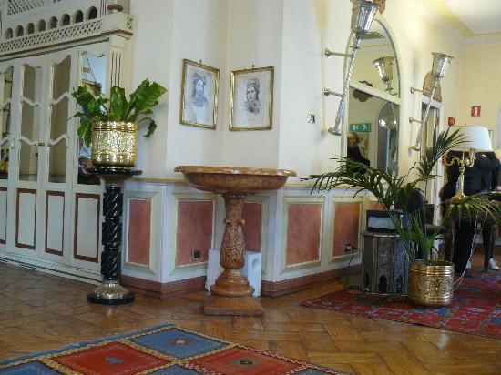 Petit Palais Hotel de Charme: great interior!