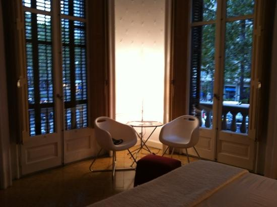 La Casa Gran B&B: love room one! spacious !
