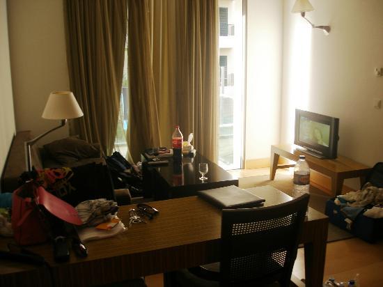 Golden Residence: Twin Room