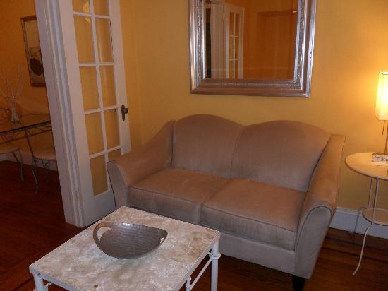 Villa Paradiso: Sitting area