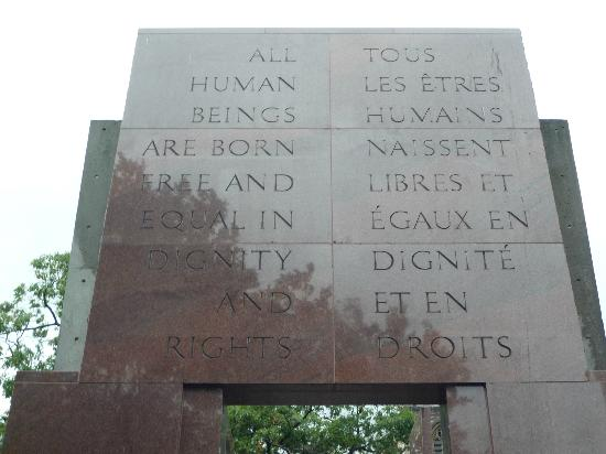 Canadian Tribute to Human Rights