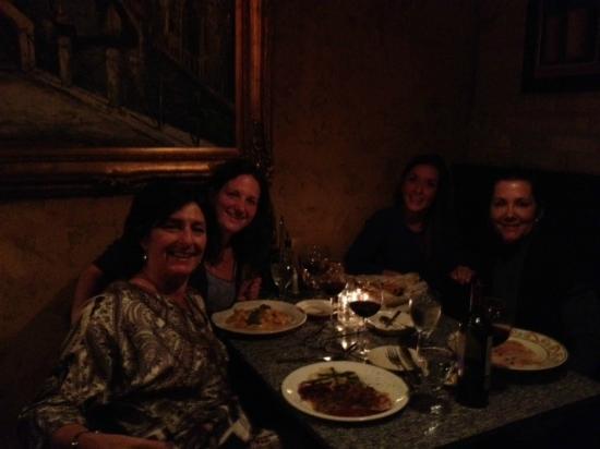Priceless Dinner at La Grolla