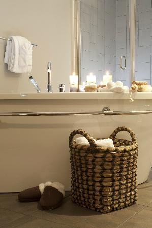 Mountain Spirit Resort : spa like tub
