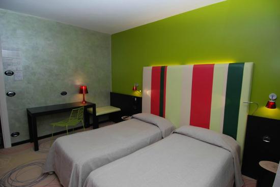 Hotel La Pergola: camera doppia